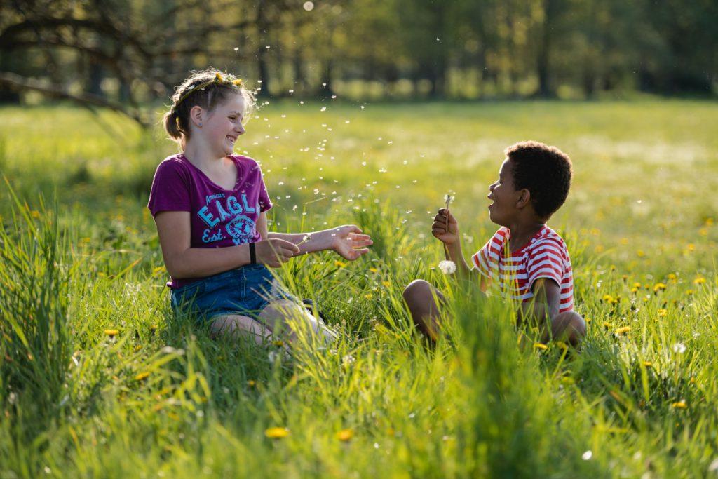 Familienfotografie im Spreewald